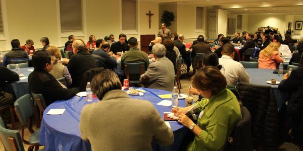 V Encuentro en las parroquias. Desafíos y misión de la comunidad hispana  VIDEOS