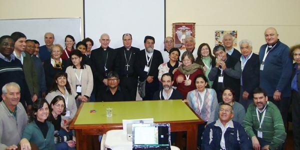Encuentro Nacional de Pastoral migratoria 2014 en Buenos Aires