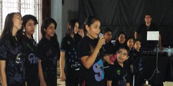 Jòvenes refugiados expresaron sus sueños:En Panamá