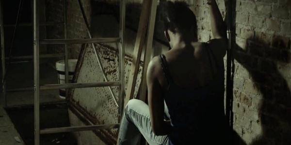 Acción de sensibilización sobre la trata de personas en Buenos Aires.