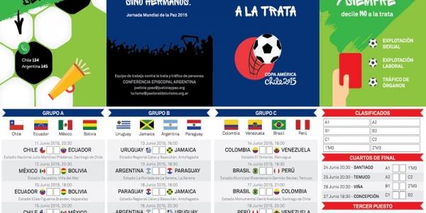 Se realizará campaña de prevención durante la Copa América