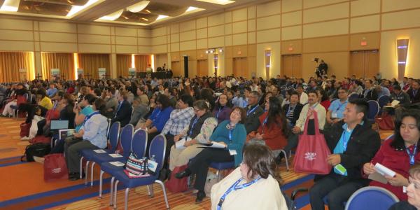 El MAC, Congreso Atlántico Central, en Baltimore, abre los brazos a los hispanos