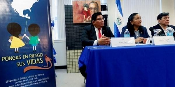 Nueva ayuda para menores migrantes salvadoreños en Los Ángeles