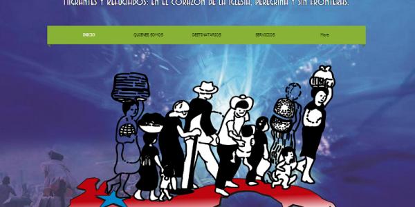 Pastoral de Movilidad Humana de Panamá, con página WEB al servicio de todos