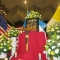 Guatemaltecos celebran al Cristo Negro en Maryland