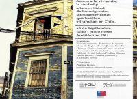 Leer más: Seminario discute limitación de vivienda y movilidad que tienen los migrantes. Foto: fau.uchile.cl