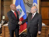 Leer más: Secretario General de la OEA recibe a Presidente de Haití. Foto oas.org