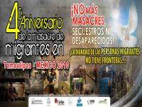 Leer más: Invitación a la Conmemoración del cuarto aniversario de la Masacre de Tamaulipas