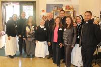 Leer más: Agentes pastorales de la parroquia San Martín de Tours con el obispo Mario Dorsonville. Mucho entusiasmo evangelizador.