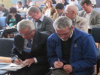 Leer más: P.Gilberto Freire SJ, provincial jesuita de Ecuador, y P.Roberto Granja SJ, durante el lanzamiento de la Campaña