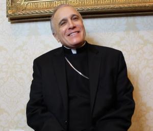 Cardenal Daniel DiNardo, presidente de la Conferencia de Obispos de EEUU, en entrevista con Migrantes Hoy, CELAM