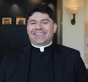 P. Juan Molina, Director Ejecutivo, Iglesia en América Latina, USCCB. Foto Migrantes Hoy, CELAM