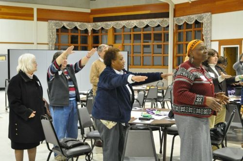 Washington Archdiocesan Catechetical Leaders Association, general meeting, sharing the spirit welcoming the minorities - Photo: CELAM, Latin American Bishops Council